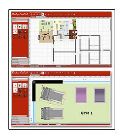 Body Solid Is Pleased To Announce The Addition Of A Room Planner Now  Available On The Home Page Of Bodysolid.com. Our Room Planner Allows You To  Plan Out A ...