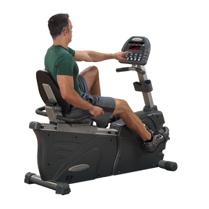 B3R - Endurance B3R Self Generating Recumbent Bike