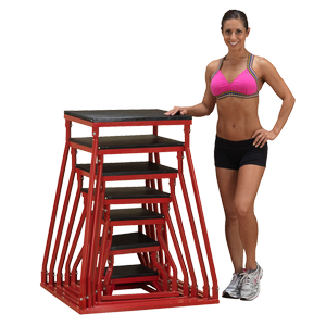 BSTPB Body-Solid Plyo Boxes