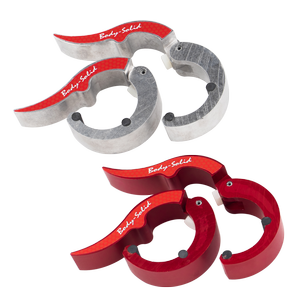 BSTROC - Body-Solid Olympic Bar Collars