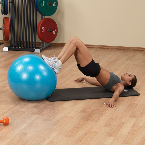 Stability Ball Hamstring Curl T Nation: Body-Solid Fitness