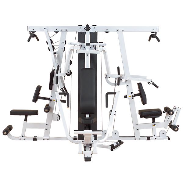 Exm3000lps Gym System: EXM4000S Gym System
