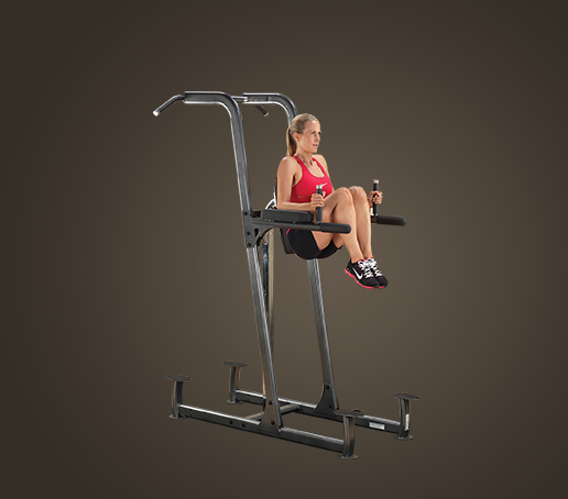 Fcd Fusion Vertical Knee Raise Dip Pull Up Body