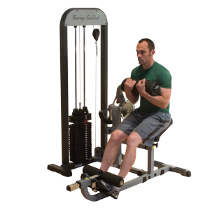 GCAB-STK PRO-Select Ab & Back Machine