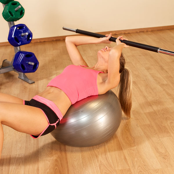 Gcrpack Cardio Barbell Set Body Solid