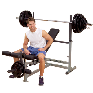 GDIB46L Body-Solid PowerCenter Combo Bench