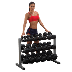 GDR363 - 3 Tier Dumbbell Rack