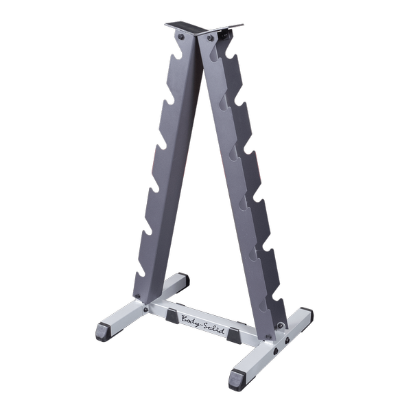Free Weights Gym Near Me: Vertical Dumbbell Rack