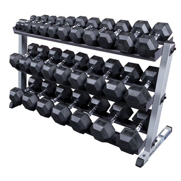 Free Weights Gym Near Me: Optional Dumbbell Shelf For GDR60