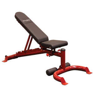 GFID100 - Body-Solid Flat Incline Decline Bench