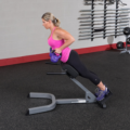 GHYP345 - Body-Solid 45° Back Hyperextension