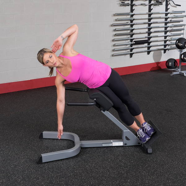 Ghyp body solid ° back hyperextension