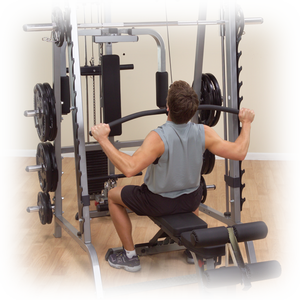 GLA348QS Lat Attachment for Series 7 Smith Machine