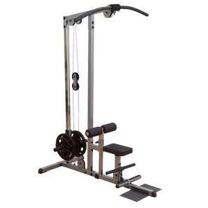 GLM83 Body-Solid Pro Lat Machine