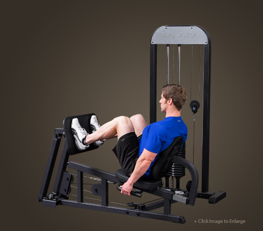 GLP-STK - PRO-Select Leg & Calf Press Machine