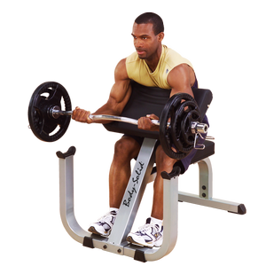 GPCB329 - Body-Solid Preacher Curl Bench