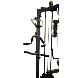 GRACK Gym Mounted Accessory Rack