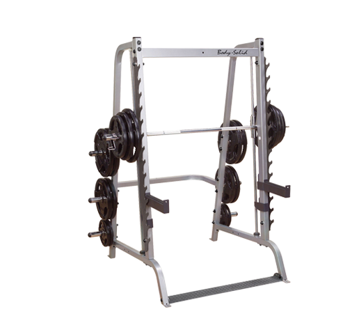 GS348Q - Body-Solid Series 7 Smith Machine