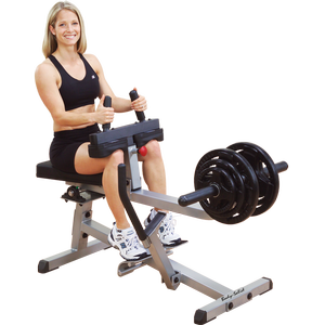 GSCR349 Body-Solid Commercial Seated Calf Raise