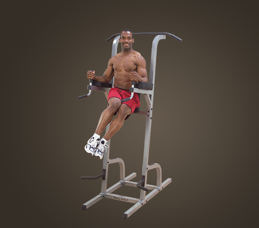 GVKR82 - Body-Solid Vertical Knee Raise, Dip, Pull Up