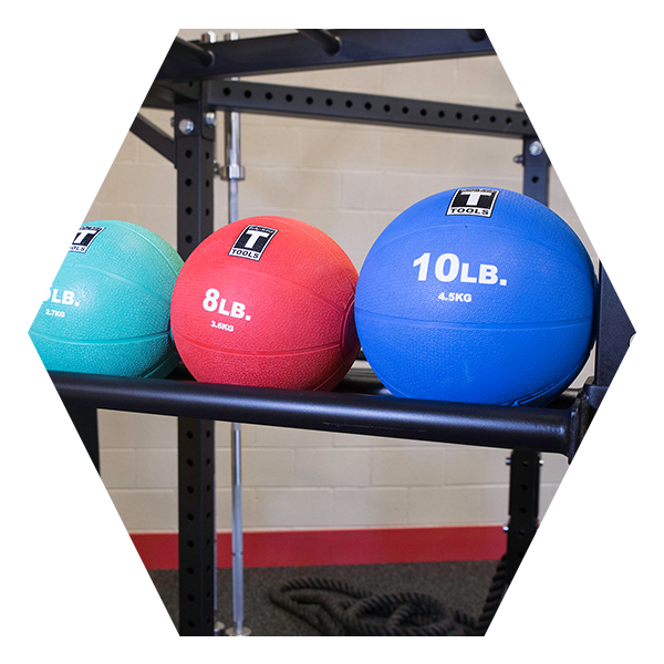 SR-MB Medicine Ball Tray