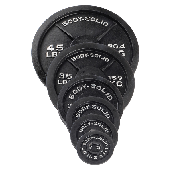 OPB - Olympic Weight Plates