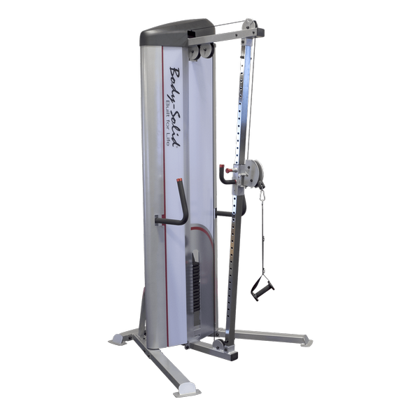 S2cc Series Ii Cable Column Body Solid Fitness