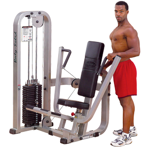 SBP100G-2 - ProClub Line Chest Press