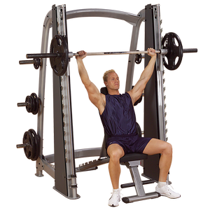 SCB1000 Pro Clubline Counter-Balanced Smith Machine