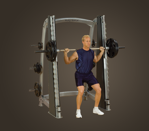 SCB1000 - ProClub Line Counter-Balanced Smith Machine