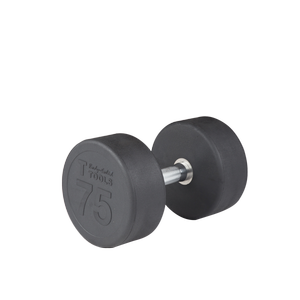 SDP75 - 75 lb. Rubber Pro-Style Dumbbell