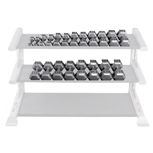 Dumbbell Set Up To 50: Body-Solid Fitness
