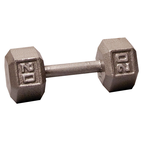 SDX - Hex Dumbbells