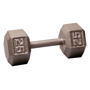 SDX25 Hex Dumbbells