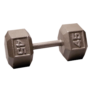 SDX45 Hex Dumbbells