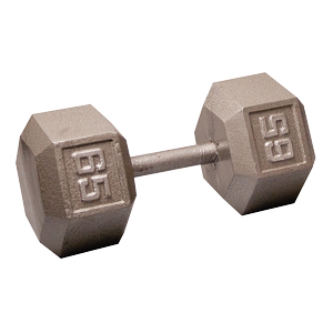 SDX65 Hex Dumbbells