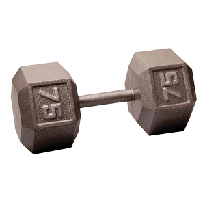 SDX75 Hex Dumbbells