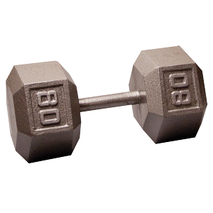 SDX80 Hex Dumbbells