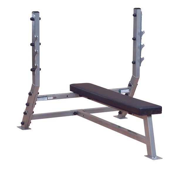 Sfb349g Flat Olympic Bench Body Solid Fitness