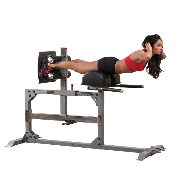 Sgh500 Body Solid Glute Amp Ham Machine Body Solid Fitness
