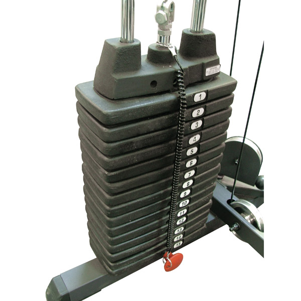 SP50 - 50lb. Selectorized Weight Stack Upgrade