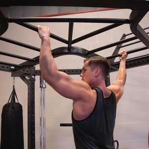 SR-BAR - HEX SYSTEM Monkey Bars