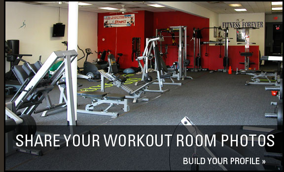Share Photos of Your Workout Room or Facility