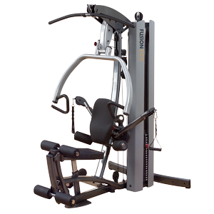 body solid home gym assembly instructions