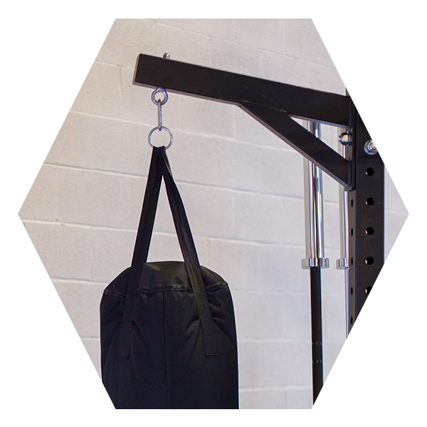 SR-HBH Heavy Bag Holder