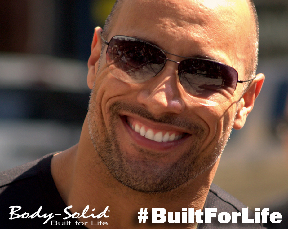 BodySolid.com - Dwayne The Rock Johnson