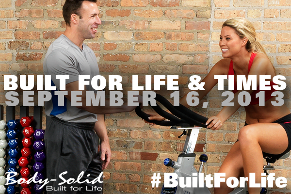 BodySolid.com - Built for Life & Times