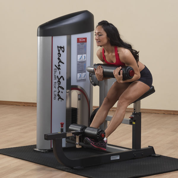 BodySolid.com - Series II Ab and Back Machine