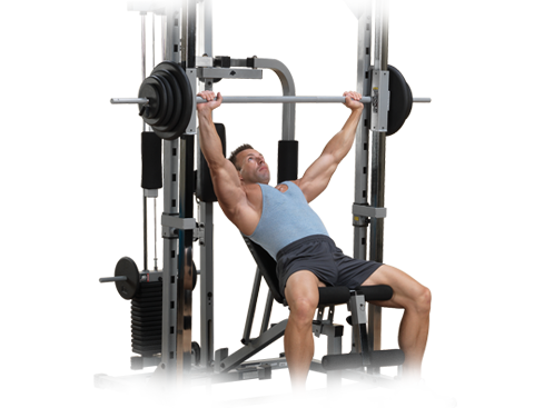 Powerline Fitness Body Solid Fitness