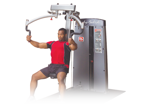Body Solid Home Machines Selectorized